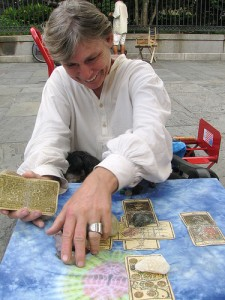How to achieve successful personal development through a tarot reading