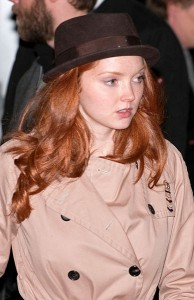 Lily Cole spotted cosying up to Twitter founder Jack Dorsey