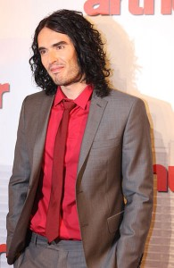 Russell Brand takes Demi Moore to spiritual retreat