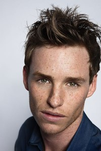 Eddie Redmayne pictured enjoying romantic meal with girlfriend