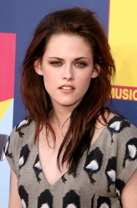 Kristen Stewart runs into Liberty Ross at Coachella Festival